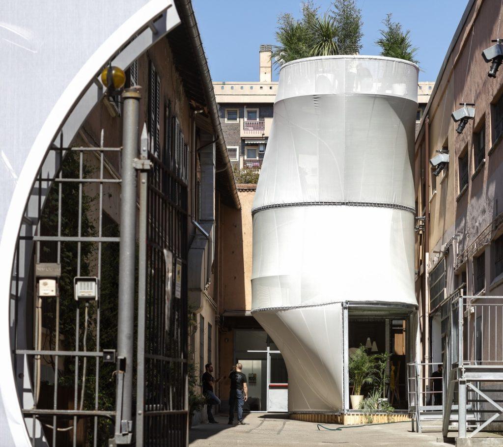 Prosopopée d'une maison d'architecte : Earl et la maison Breathe